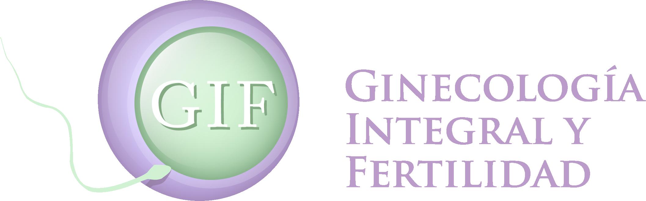Logo GIF - Ginecología Integral y Fertilidad
